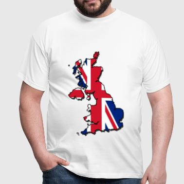 UK Flag  - Men's T-Shirt
