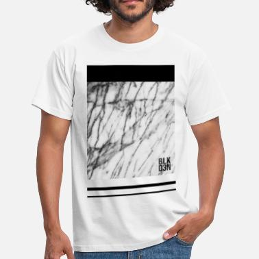 Geometric Design BLK D3N 002 - Men's T-Shirt