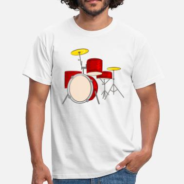 Percussion percussion - T-shirt Homme