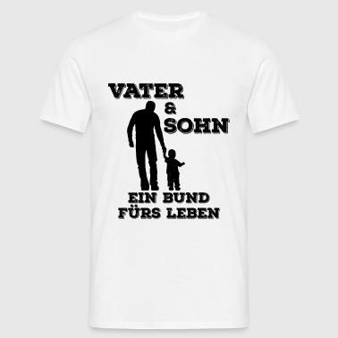 suchbegriff 39 vater sohn 39 t shirts online bestellen spreadshirt. Black Bedroom Furniture Sets. Home Design Ideas