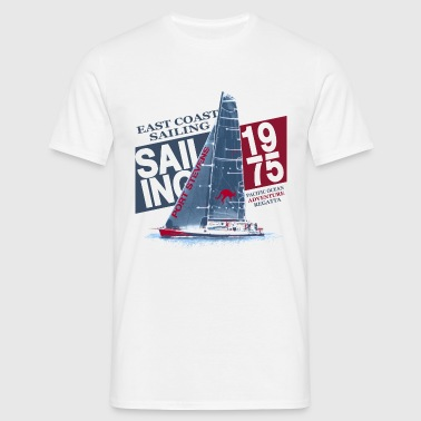 East Coast Sailing  - T-shirt Homme