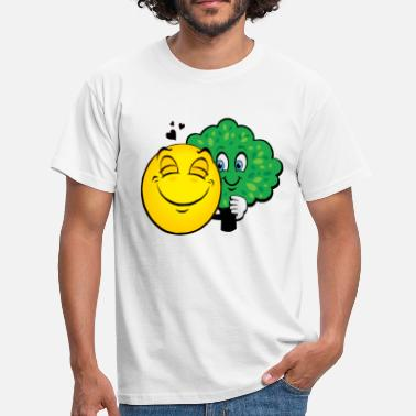 Smileys Nature Nature - T-shirt Homme