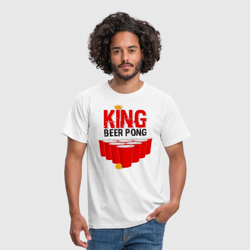 king beerpong classique - T-shirt Homme