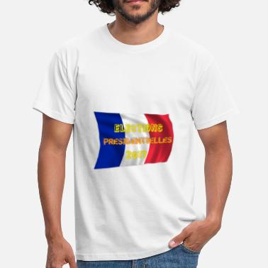 Elections 2017 ELECTIONS 2017 - T-shirt Homme