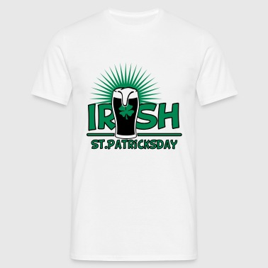st. patrick's day - Men's T-Shirt