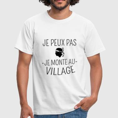 village.png - T-shirt Homme