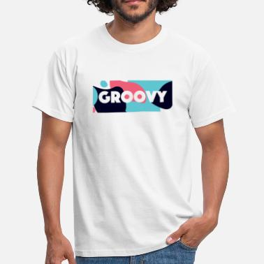 Groovy GROOVY - T-shirt Homme