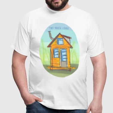 Tiny House Lover - Männer T-Shirt
