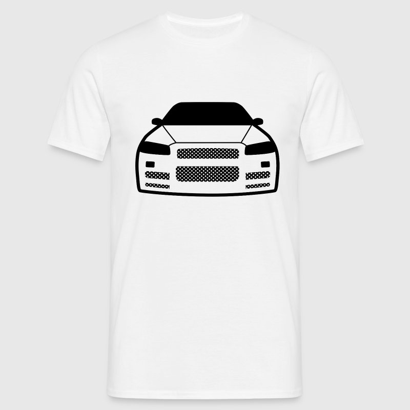 JDM Car Eyes R34 | T-shirts JDM - Men's T-Shirt