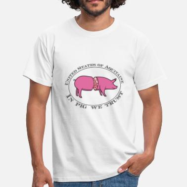 Rillettes United States of Aquitaine - T-shirt Homme