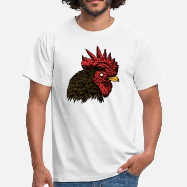 Rooster Rooster - Men's T-Shirt