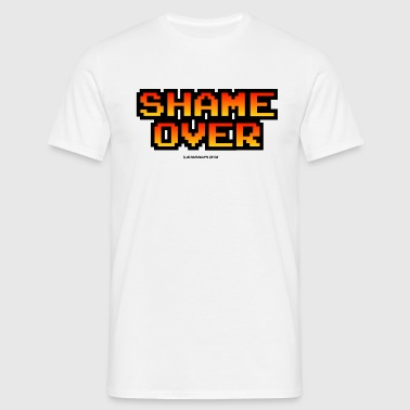 Shame Over (Color) - Männer T-Shirt
