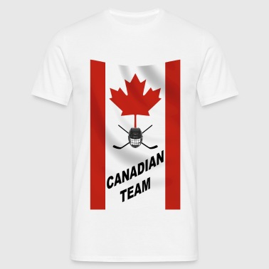 canadian team - T-shirt Homme