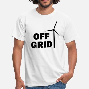 Off Grid Off Grid in Black - Men's T-Shirt
