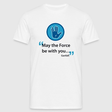 maytheforce - T-shirt Homme
