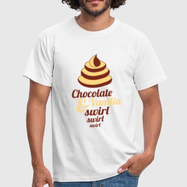 Orange Is The New Black Chocolate and Vanilla Swirl - Camiseta hombre
