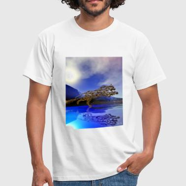 Blue Lagoon - Men's T-Shirt