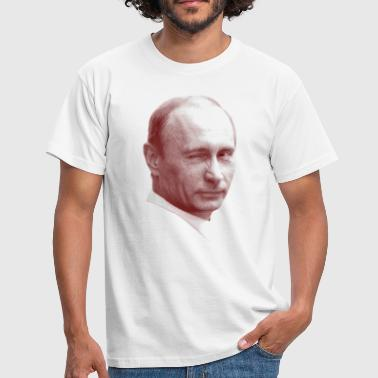 Putin wink - Men's T-Shirt