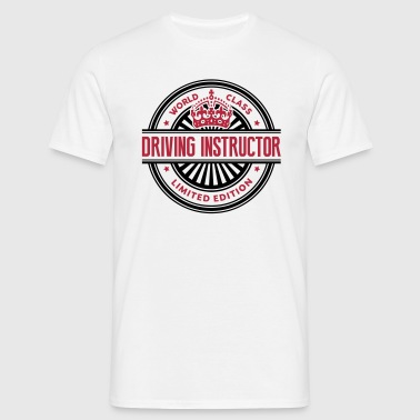 World class driving instructor limited e - Men's T-Shirt