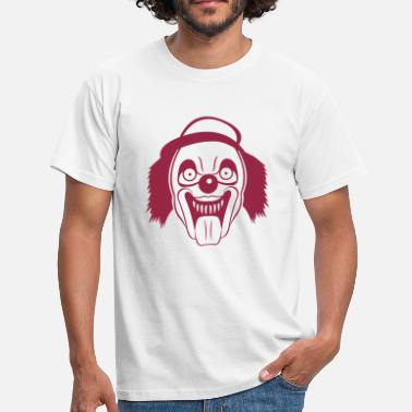 Clown Horror clown horror - Männer T-Shirt