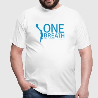 One Breath (custom color) - Männer T-Shirt