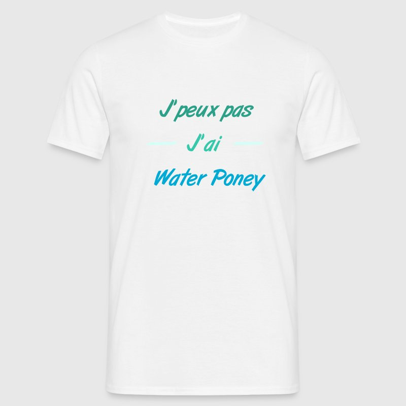 Water Poney - T-shirt Homme