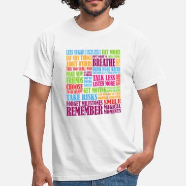 Remember Remember - Men's T-Shirt