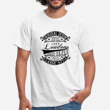Creative City City London - Men's T-Shirt