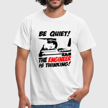 Be Quiet - Men's T-Shirt
