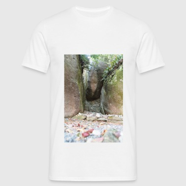 Sacred Place - Men's T-Shirt