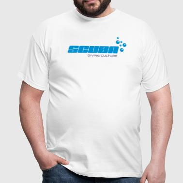 Scuba Diving Culture - Männer T-Shirt