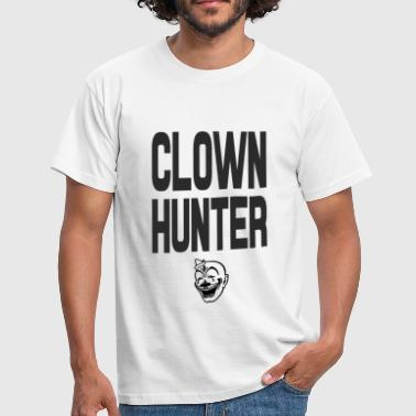Hatred Clown Hunter - T-shirt Homme