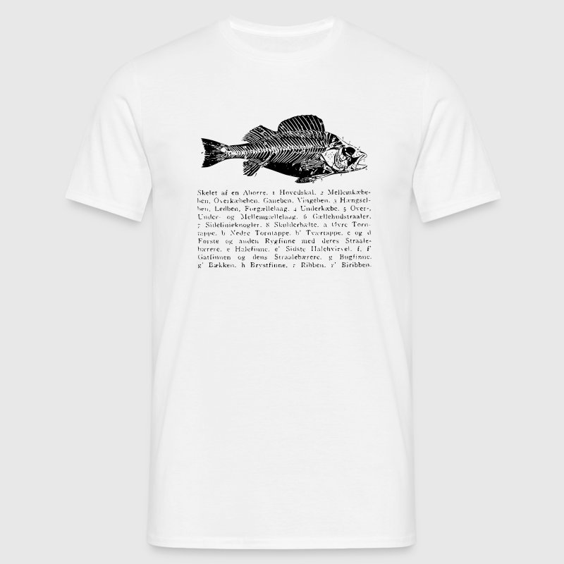 The Fish - Herre-T-shirt