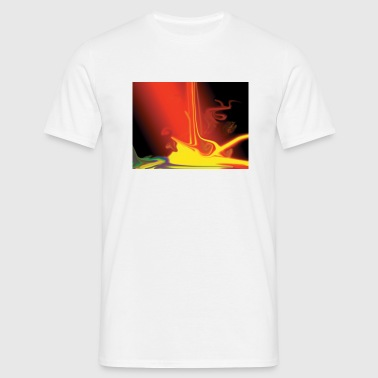 burningearth - Männer T-Shirt