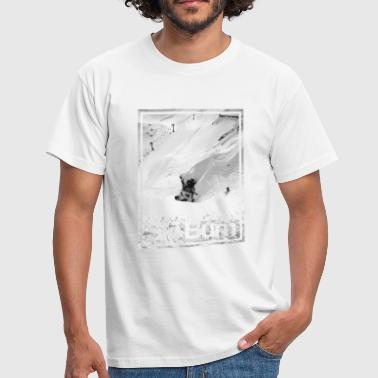 Ski Bum - Men's T-Shirt
