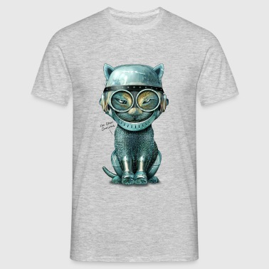 I'M STEEL CURIOUS - Men's T-Shirt