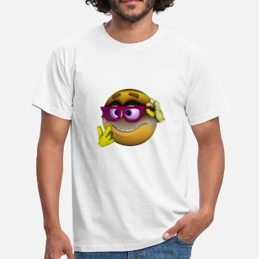 emoticone - T-shirt Homme