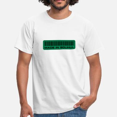 Land Rover Serie made-in-solihul - Männer T-Shirt