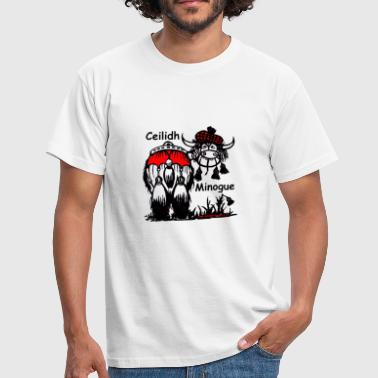 coffee mug & Coo - Men's T-Shirt