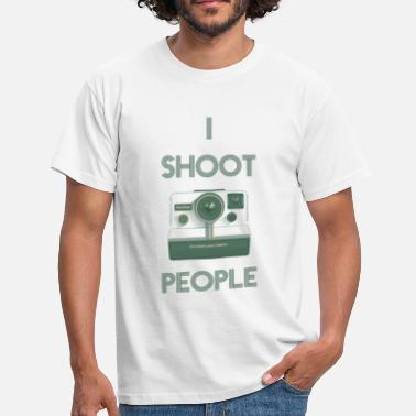 Say Photography photography - Men's T-Shirt