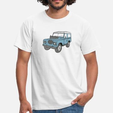 Serie Landy Landie 4x4 Off Road Series 3 - Männer T-Shirt