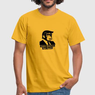 Make America Ape Again - Men's T-Shirt