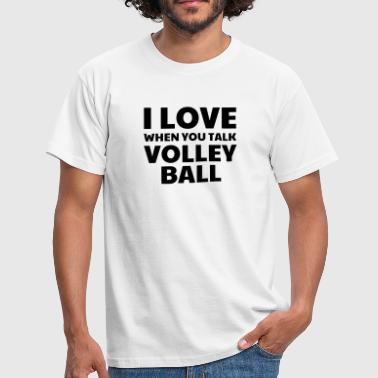 Volleyball - Volley Ball - Volley-Ball - Sport - Camiseta hombre