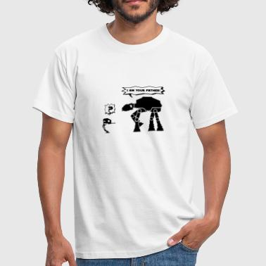 I am your father! - Männer T-Shirt