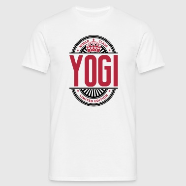 World class yogi limited edition - Men's T-Shirt