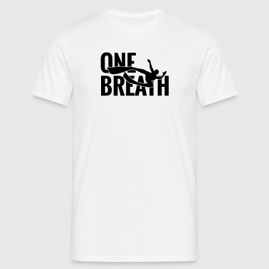 One Breath Freediver II - Camiseta hombre