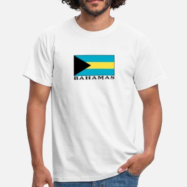 Commonwealth bahamas - Men's T-Shirt
