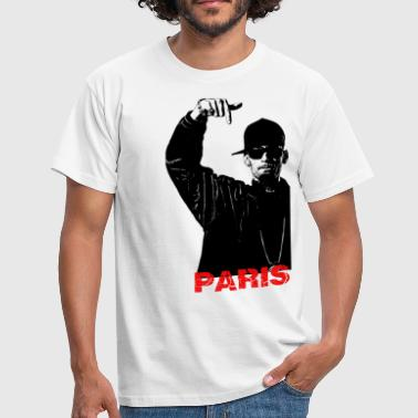 Rappeur hip hop Paris - T-shirt Homme
