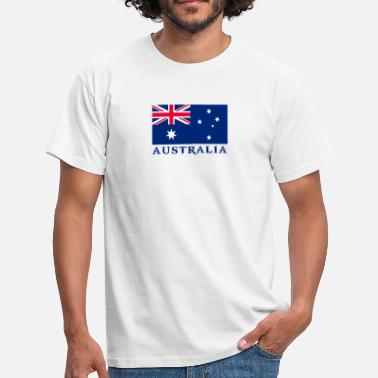 Commonwealth australia - Men's T-Shirt