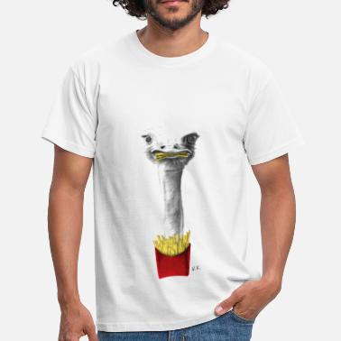 French Fries French Fries Lover - Men's T-Shirt